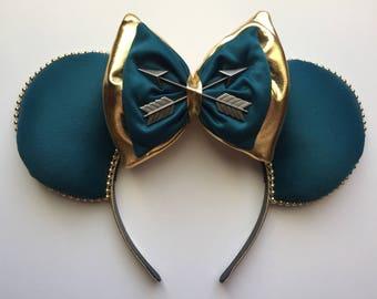 Disney Merida Brave Mickey Ears