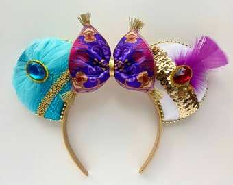 Disney Aladdin Princess Jasmine Inspired Mickey Ears