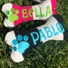 Bre-Anne Newby reviewed Personalized small dog toy - Embroidered Puppy Chew Toy - Dog stocking stuffer idea - Puppy birthday gift idea  Squeakie Puppy Toy with name