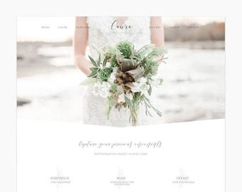 Laura - Wordpress Theme - Wordpress Genesis Theme // Photography, Fashion & Lifestyle Blogs