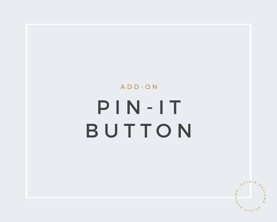 Matching Pin-It button for Wordpress