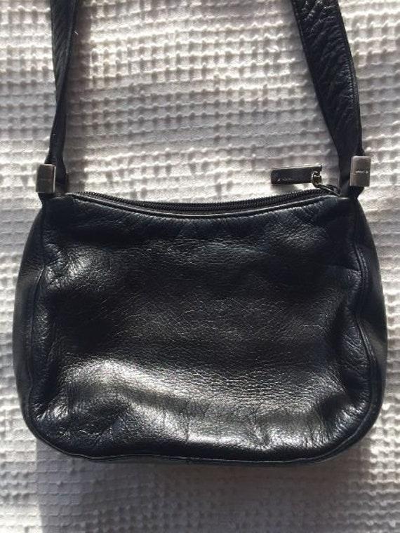 DKNY Leather Crossbody bag.