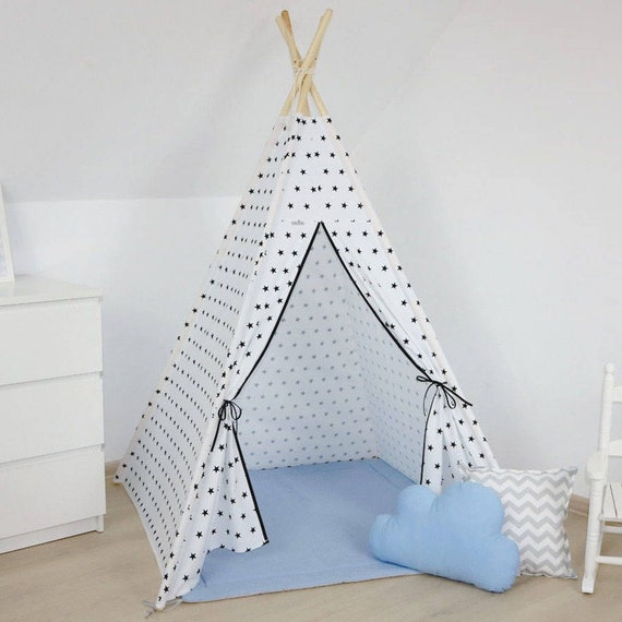 PDF Sewing Pattern for Wigwam Play Tent Teepee Play Tent Den | Etsy