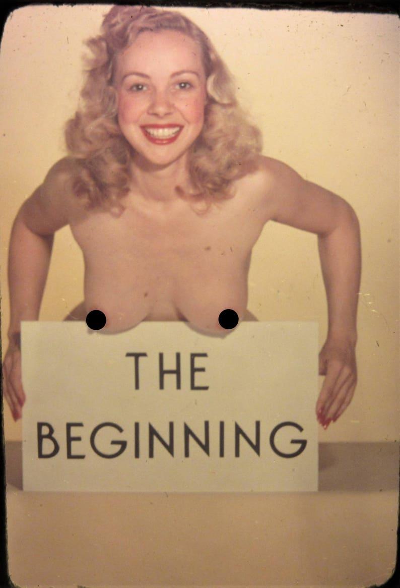Jamison recommend best of sex nude color vintage