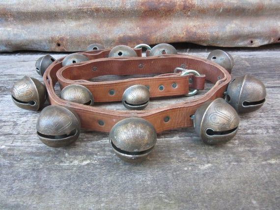 vintage sleigh bells for sale