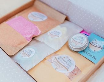 Bride To Be Box of Self Care - Gift Set - Bath & Body Letterbox Present