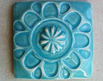 Custom order: ceramic accent tiles