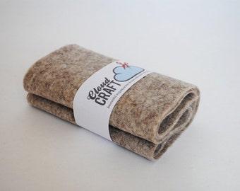 100% Wool Felt Roll - 12x90cm - Mother Rabbit