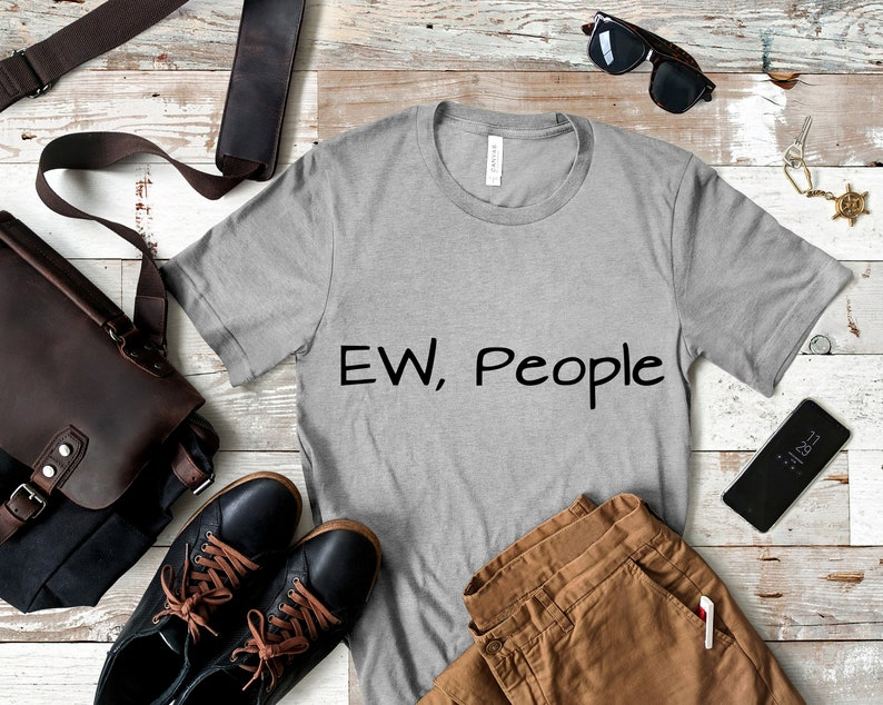 EW PEOPLE Cricut SVG File