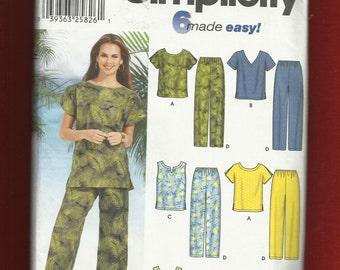 BUTTERICK SEWING PATTERN WRAP FAST /& EASY WOMEN/'S SZ 18W-24W or 26W-32W # B4363