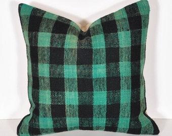 Kilim Pillow Cover, Kilim Pillow, Bohemian Pillow, Kilim Cushions, Turkish Kilim, Decorative Pillows, Wool Pillow, KP4