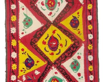 Handmade Vintage Suzani VS83