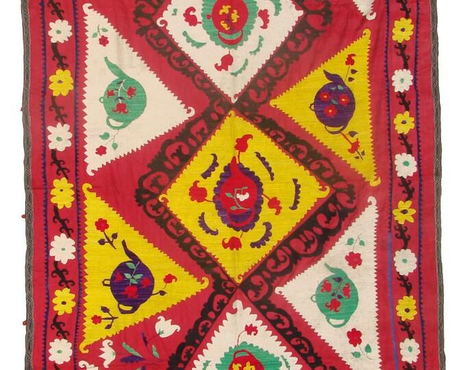 Handmade Vintage Suzani VS83 (S2032)