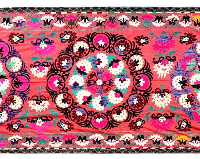 Handmade Vintage Suzani VS54 (S2328)