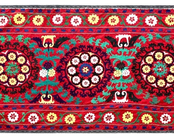 Handmade Vintage Suzani VS92