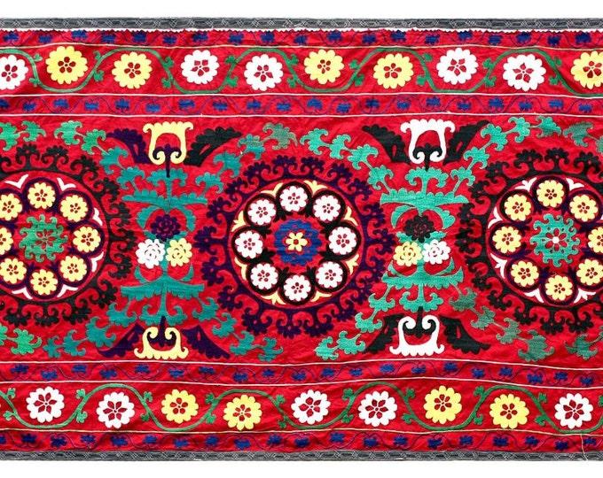 Handmade Vintage Suzani VS92 (S2410)
