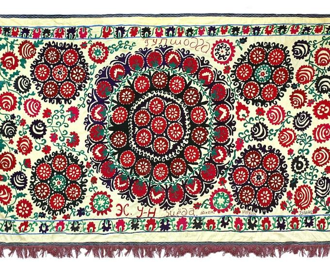 Handmade Vintage Suzani VS79 (NL2258)
