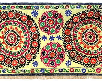 Handmade Vintage Suzani VS44