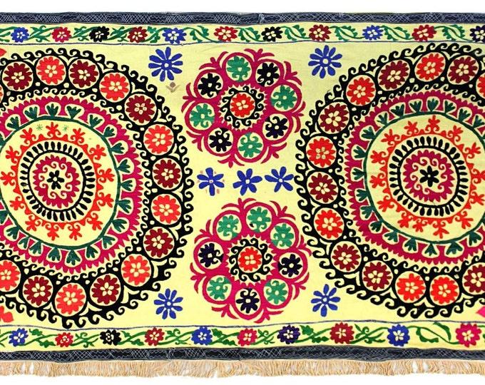 Handmade Vintage Suzani VS44 (S2603)