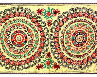 Handmade Vintage Suzani VS86