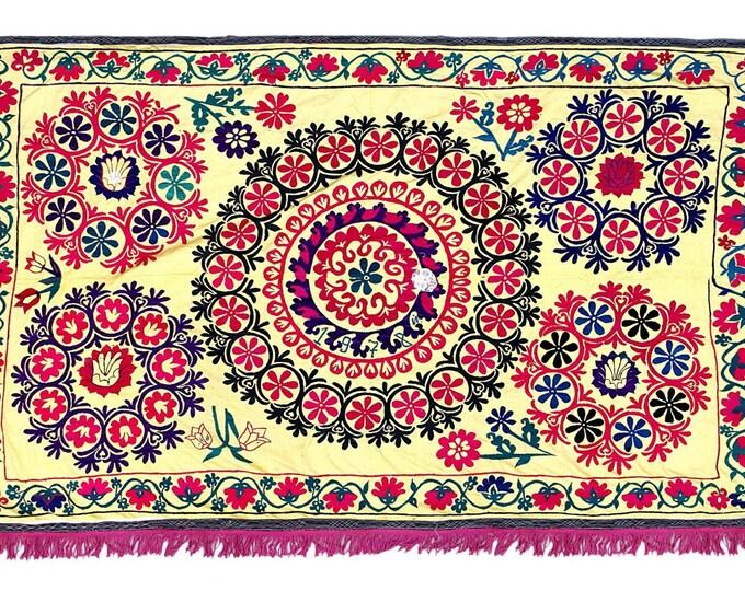 Handmade Vintage Suzani VS60 (NL2458)