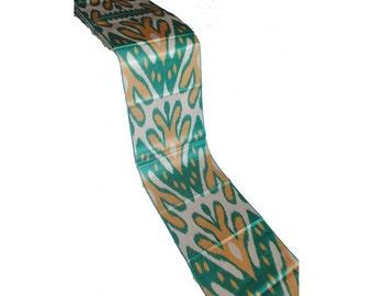 Sale! Ikat Fabric, Ikat Fabric by the yard, Hand Woven Fabric , F15