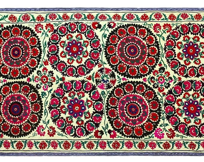 Handmade Vintage Suzani VS68 (S2318)