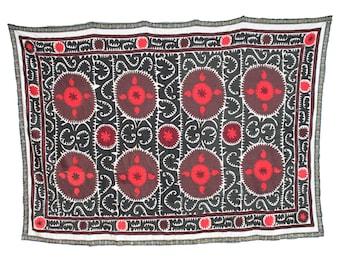 Handmade Vintage Suzani VS119 (BL0790)