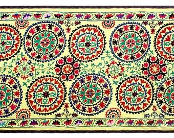 Handmade Vintage Suzani VS91