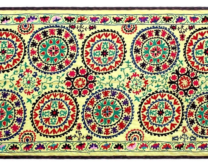 Handmade Vintage Suzani VS91 (S2274)