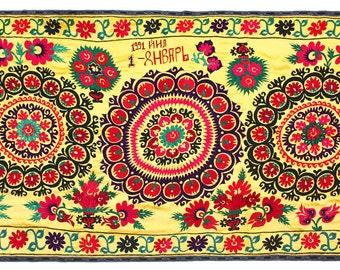 Handmade Vintage Suzani VS47