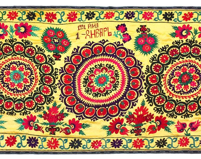 Handmade Vintage Suzani VS47 (S2559)