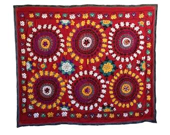 Handmade Vintage Suzani VS109