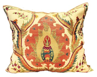 Hand Embroidered Suzani Pillow Cover SP30