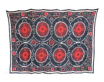 Handmade Vintage Suzani VS123 (BL0795)