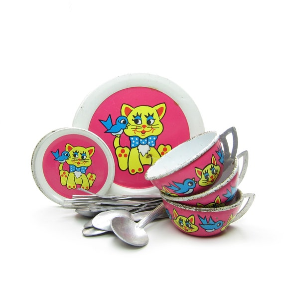 Silverware Cups Barbie Dream House Replacement Parts Plates
