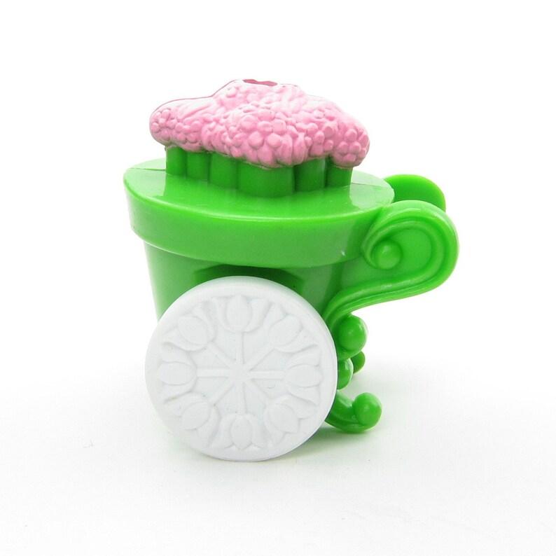 Mint Tulip Flower Cart Vintage Strawberry Shortcake Deluxe ...