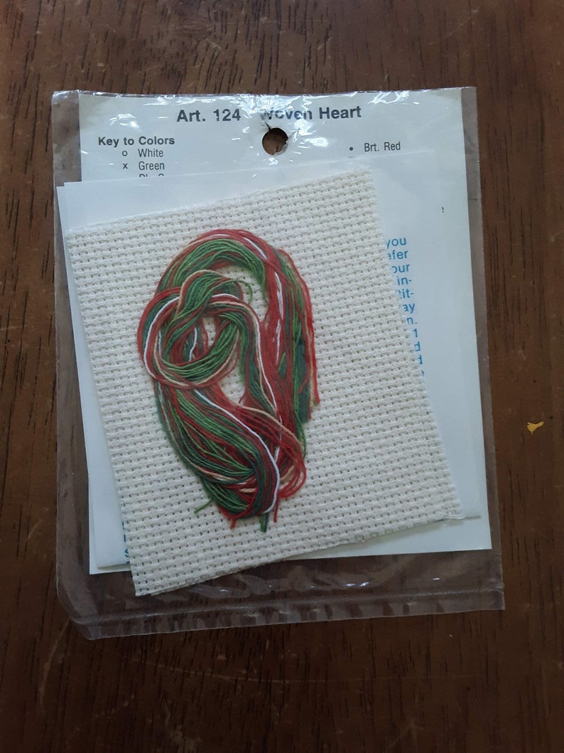 Small Cross Stitch Kit