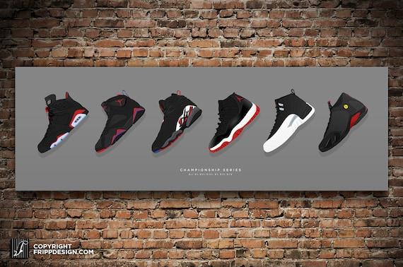 Air Jordan Championship Series