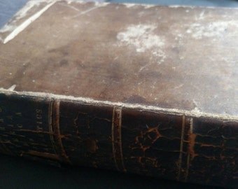 The Elements of Materia Medica and Therapeutics Vol. II 3rd Edition- 1854 By Jonathan Pereira