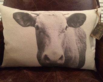 Cow Pillow / Gert