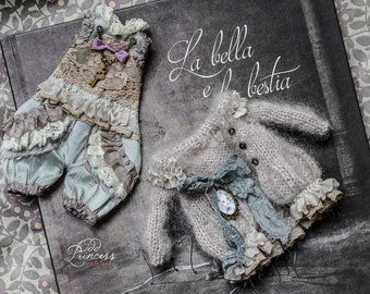 Ready To Ship! FORGOTTEN TALES Collection, Blythe/Pullip/Jrryberry Set #2, New 2021 Collection By Odd Princess Atelier