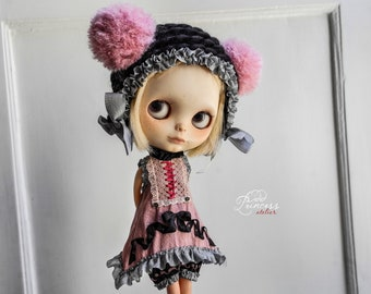 VINTAGE CIRCUS Blythe/Pullip/Jerryberry/Imda/Yosd/Lillycat/Appi Silk Set By Odd Princess Atelier, Exclusive Collection 2021