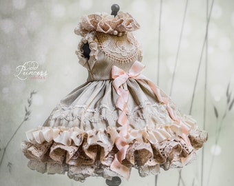 ENCHANTED HERBARIUM OOAK Blythe/Pullip Victorian Deluxe Set By Odd Princess, Exclusive 2021 Collection