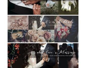 Wedding Facebook Timeline Template, Photoshop Facebook Timeline Covers, Love, Facebook Cover Template, Facebook banner