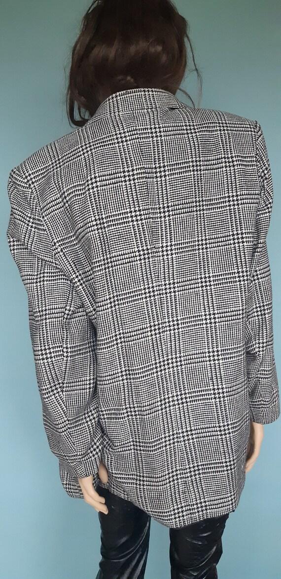 women's blazer silk suit jacket - image 5