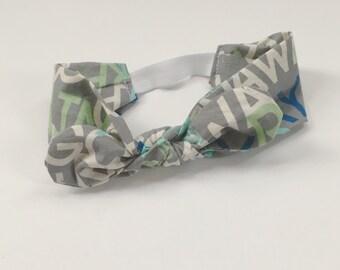Infant Headband - Rain Rain