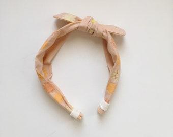 Sunshine Headband - removable bow!