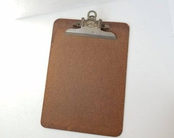 Vintage Clipboard 8x11 Office Supplies