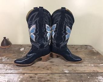 5099ff0d187 Capezio cowboy boots | Etsy